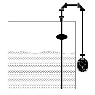 式 計 フロート 水位